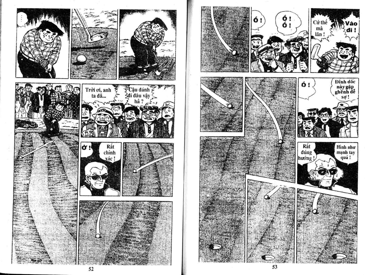 Ashita Tenki ni Naare chapter 7 trang 25