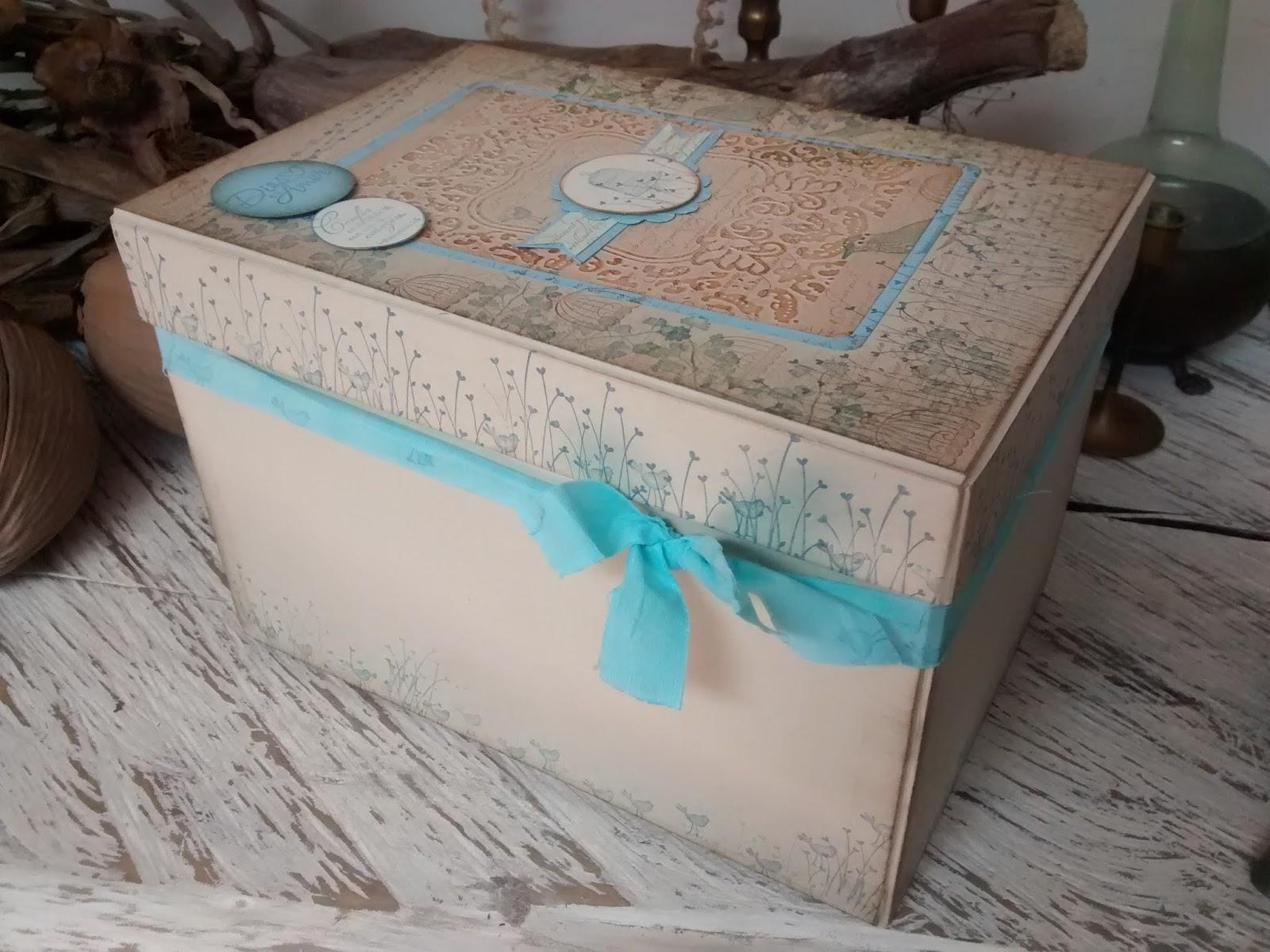 Cajas Decorativas Carton Xx