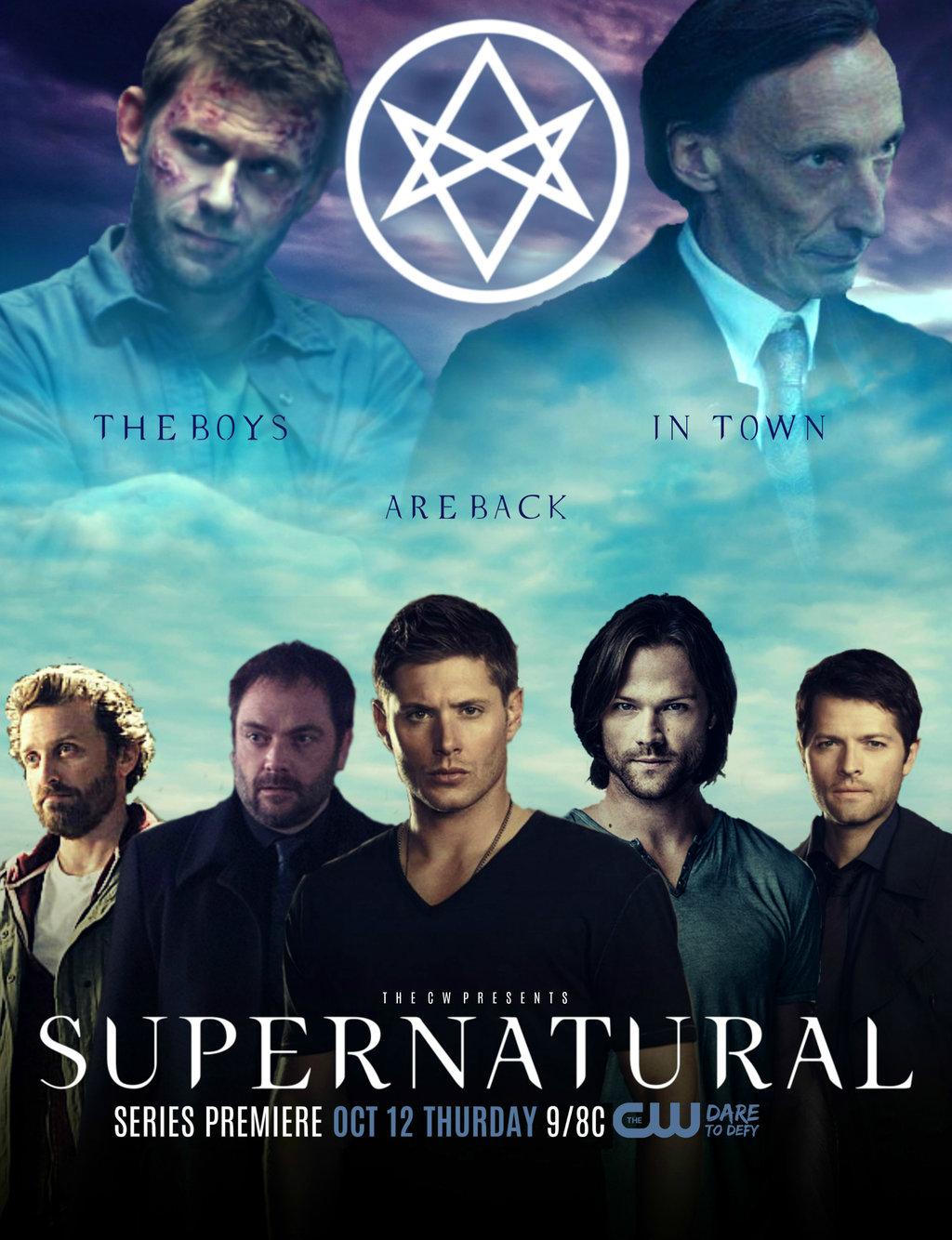 Supernatural 2016 : Season 12 - Full (1/23)
