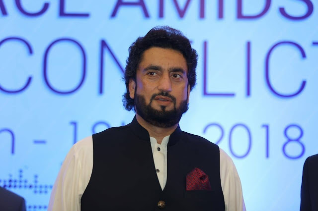 Shehryar Afridi Says, Investigation Into Maulana Samiul Haq's Murder Under Way Speedily