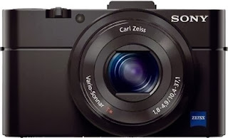 Sony DSC-RX100 II Advance Point and shoot camera