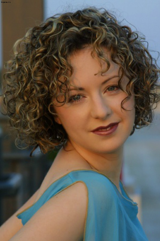 Awesome Short Natural Curly Hairstyles 2013 Hair Style Trends Hairstyles For Women Draintrainus