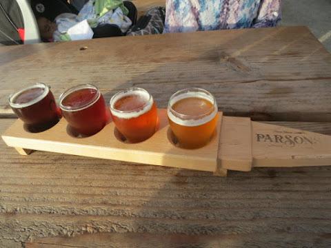 Parsons Brewing Company - Beer Flight
