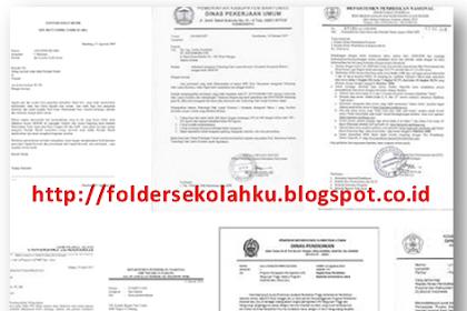 Contoh Surat Undangan Kepala Sekolah Kepada Orang Tua Siswa