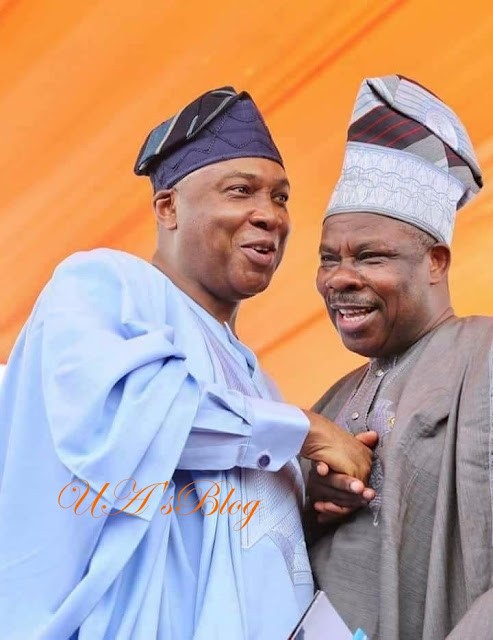 """If APC Provokes Me Again, The World Will Know What We Cooked That Got The House Burnt"" — Amosun Threatens"