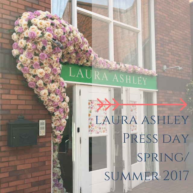 Laura Ashley Press Day Spring/Summer Collection 2017