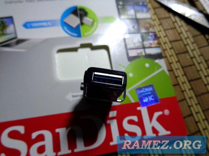 Sandisk Dual USB Drive 3.0 32 GB Review Ulasan