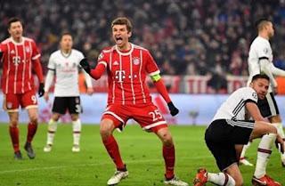 مشاهدة مباراة بايرن ميونخ وأوجسبورج بث مباشر اليوم 25-09-2018 Bayern Munich vs Augsburg Live