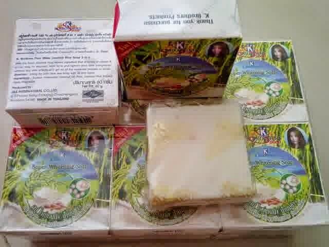 Sabun Susu Beras Mutiara 3 in 1