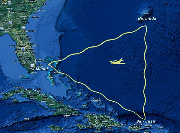 EXOPOLITICS INDIA: Bermuda Triangle Mystery revealed in ...
