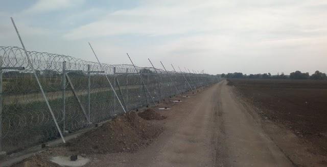 Έβρος: Τα μυστικά του φράχτη των 26 χιλιομέτρων (ΔΙΑΓΡΑΜΜΑ-BINTEO)