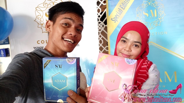 Bloggers Day with SM Parfum Collection