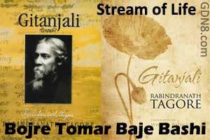 Bojre Tomar Baje Bashi - Stream of Life | Rabindranath Tagore