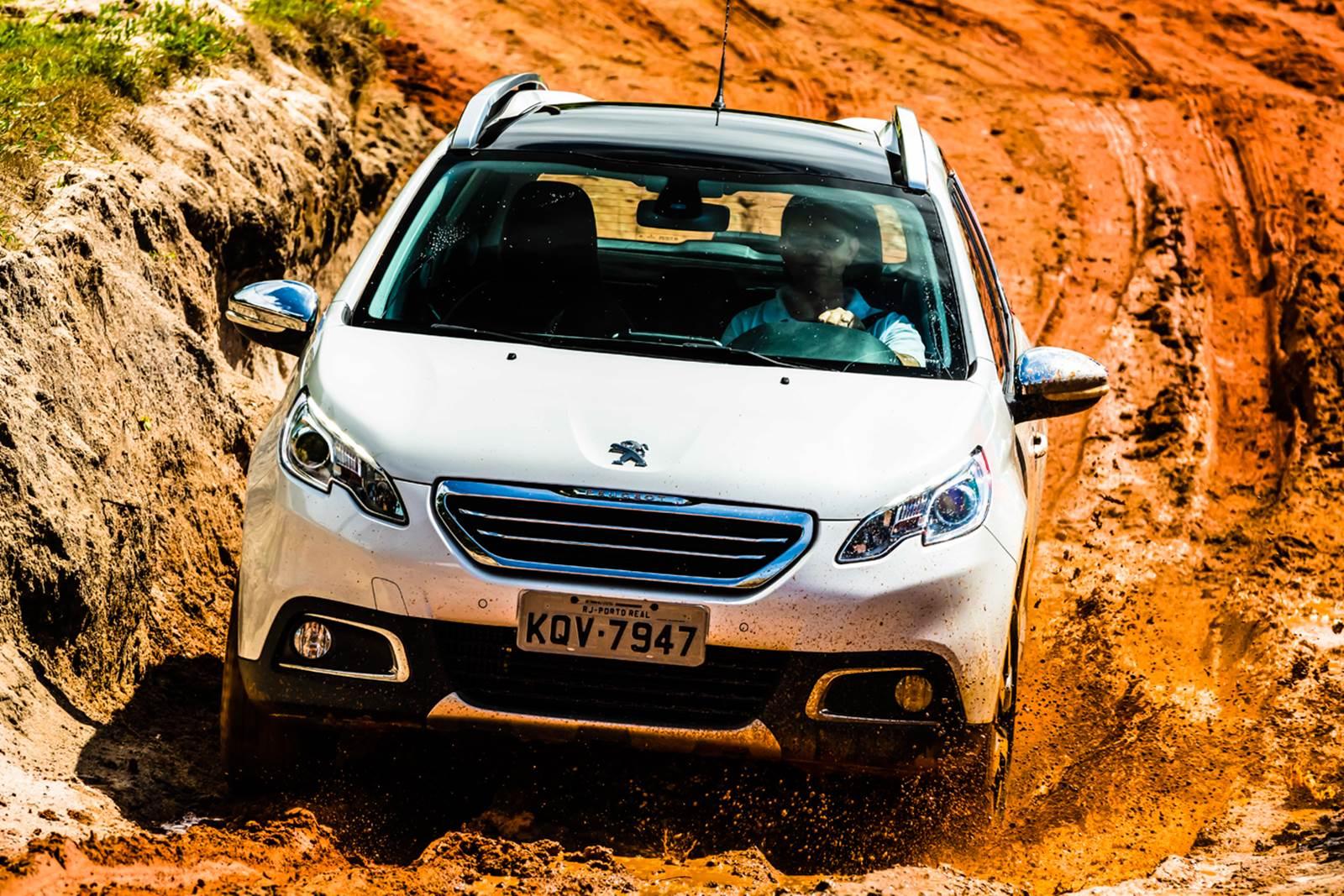 Peugeot 2008 Brasil  Pre U00e7os  Consumo E Itens Das Vers U00f5es
