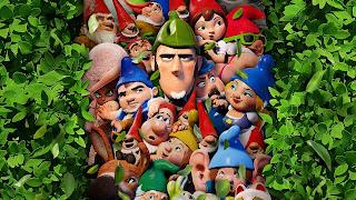 Sherlock Gnomes PS4 Wallpaper