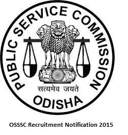 OSSSC Junior Clerk, Stenographer, Revenue Inspector and