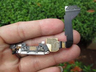 konektor charger iPhone 4G