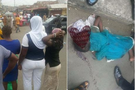 Bus driver smashes head of 5-year-old girl in Lagos (Graphic photos)