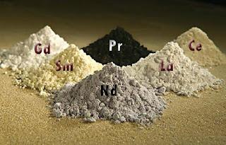 Mineral Tanah Jarang