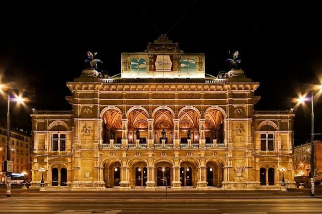 Vienna State Opera, Wina, Austria
