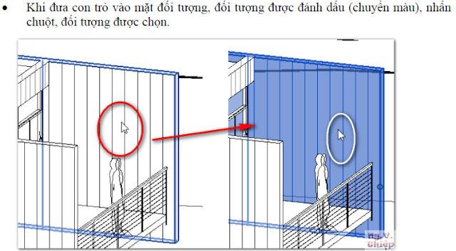 Cách chọn đối tượngk trong Revit 2014 đến 2016 Chon-dtuong-30