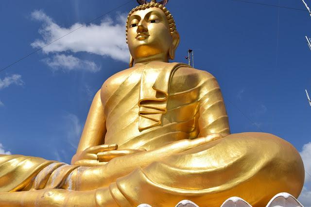 Wat Tham Sua golden buddha