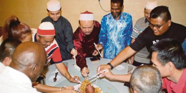 Masuk Islam Setelah Melihat Sosok Misterius