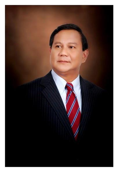 Biografi dan Profil Prabowo subianto