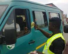 (VIDEO) Police Officer Caught On Camera Taking Bribe