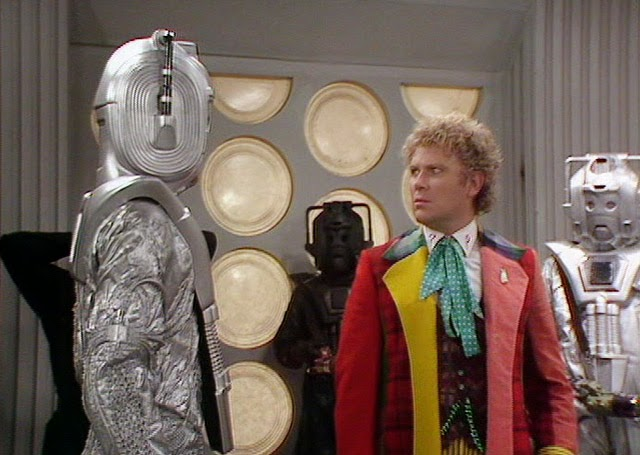 Doctor Who, Attack of the Cybermen, Colin Baker