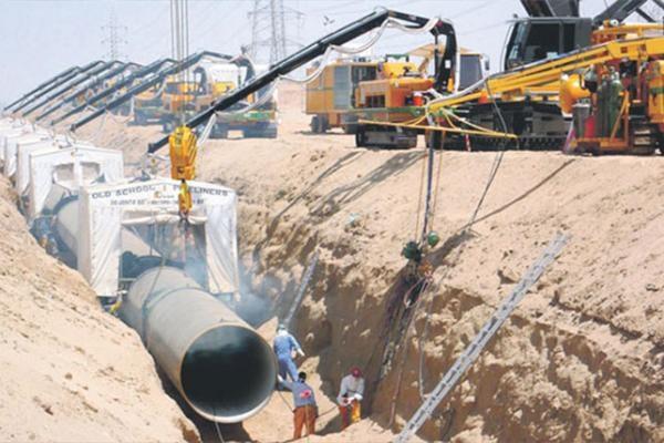 مشروع الصرف الصحي