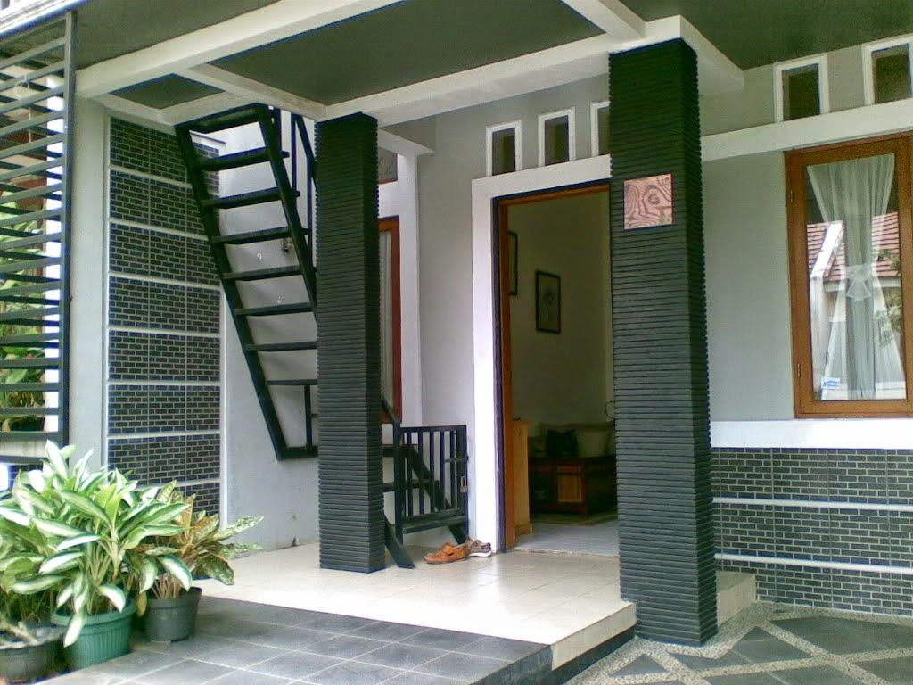 65 Model Teras Rumah Minimalis Sederhana Terbaru Yang Tampak