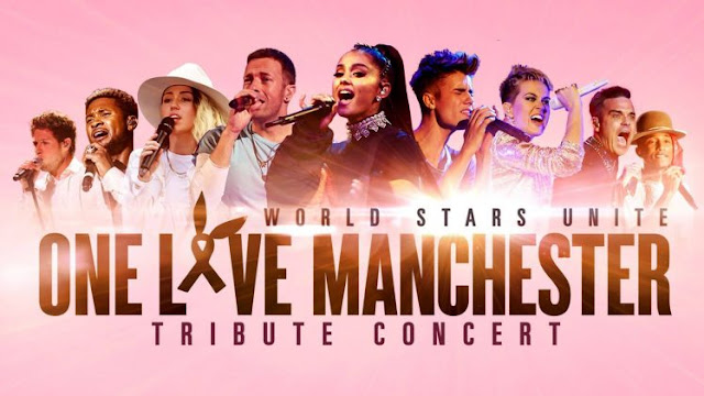 """One Love Manchester"" - Poster"