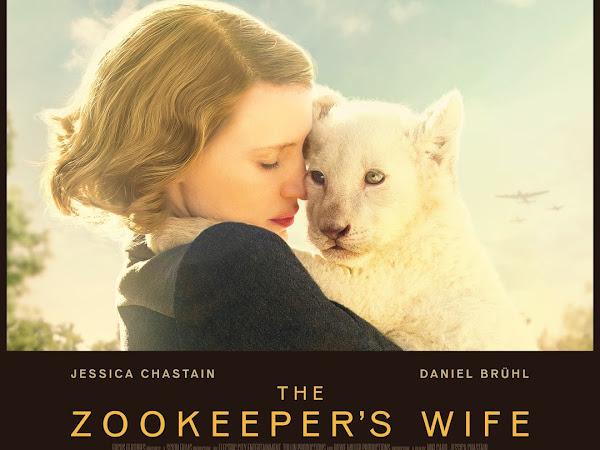 Celebrating Courageous Women: The Zookeeper's Wife Fandango Giveaway