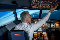 Apa jadinya kalo pilot tidur saat melakukan penerbangan ? ...