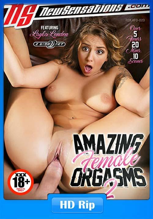 [18+] Amazing Female Orgasms 2 DiSC2 XXX DVDRip Movie x264 Poster