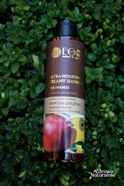 ECOLAB - Ultra odżywczy żel pod prysznic tajskie mango