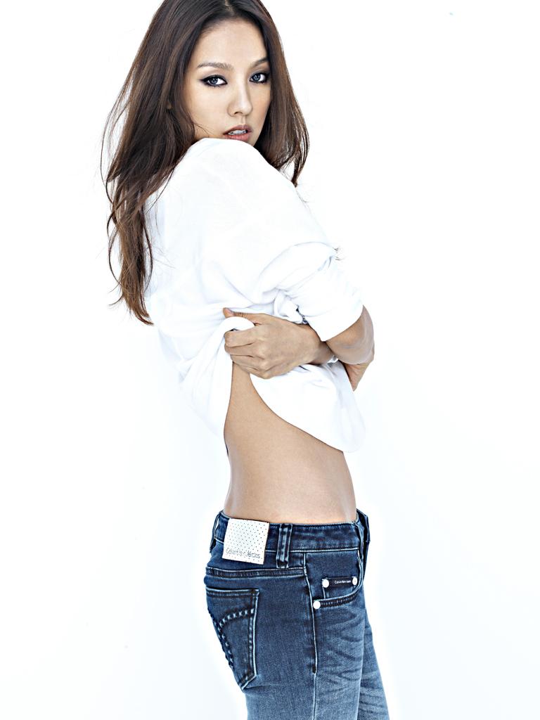 Make It Happen >> Asian Entertainment News Fan!: Hyori Lee on High Cut 2011