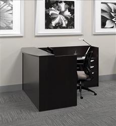 Offices To Go Reception Desk at OfficeFurnitureDeals.com
