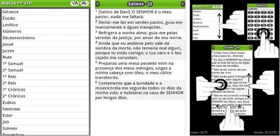 Baixar Bíblia em português para Android