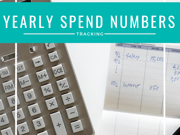 The Importance of Yearly Spend/Use Up Numbers