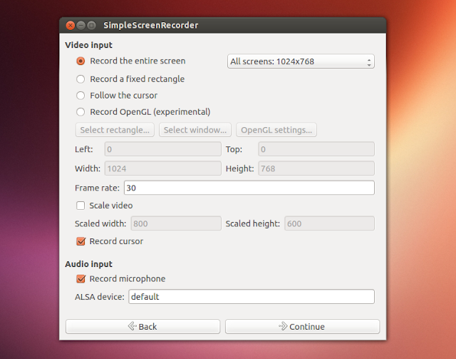 Como instalar o SimpleScreenRecorder 0.3.7 no Ubuntu, ElementaryOS, LinuxMint e derivados!