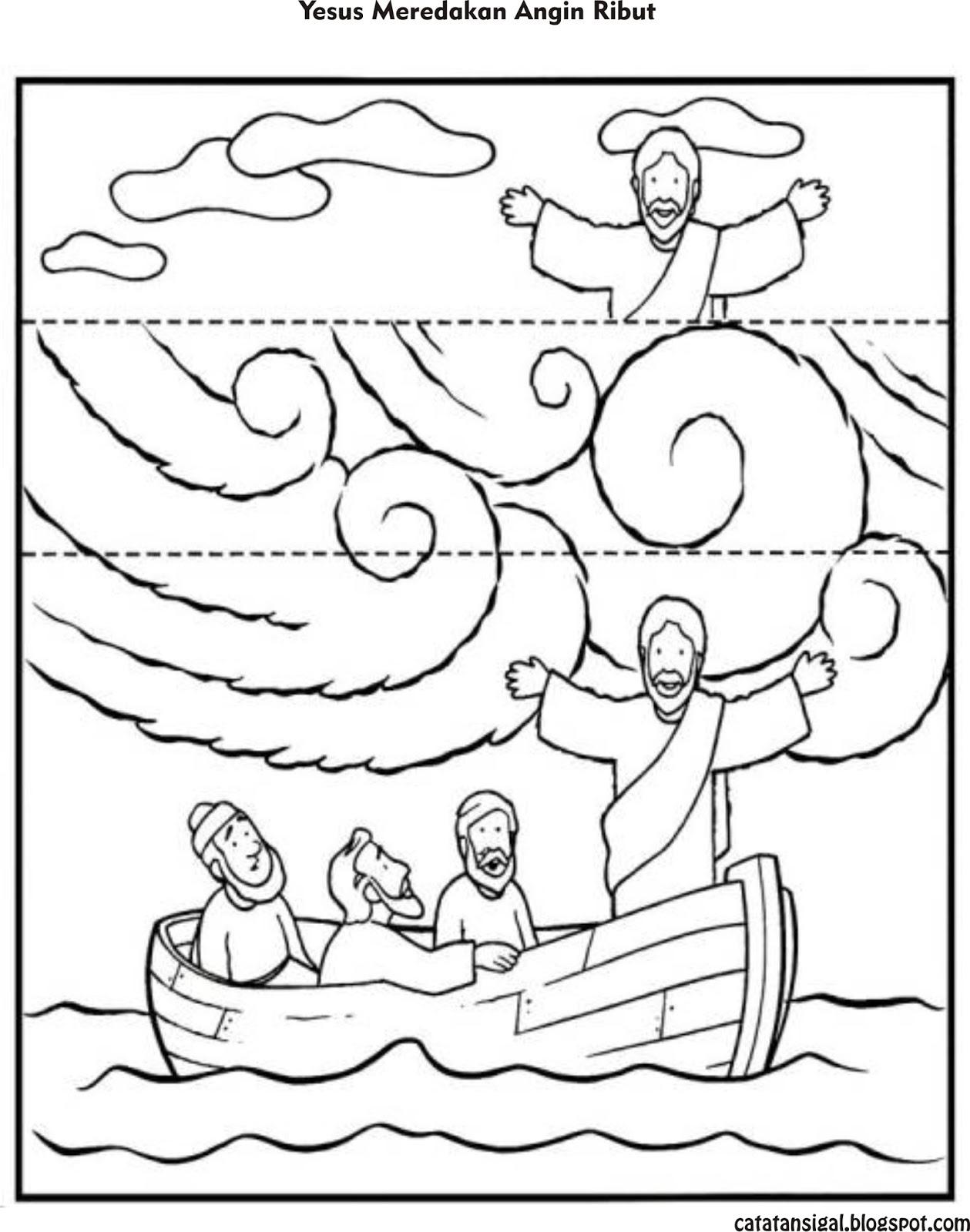 100 [ Gambar Kartun Anak Sekolah Minggu ]
