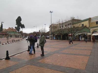 Avenida Principal de Azrou