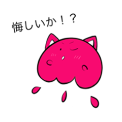 jellyfish  kurabo  (Pink  cat)