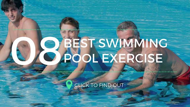 Best Swimming Pool Exercises