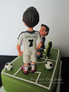 ronaldo bolo aniversário bragança