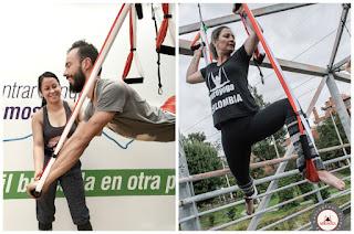 Formación Yoga Aéreo Colombia