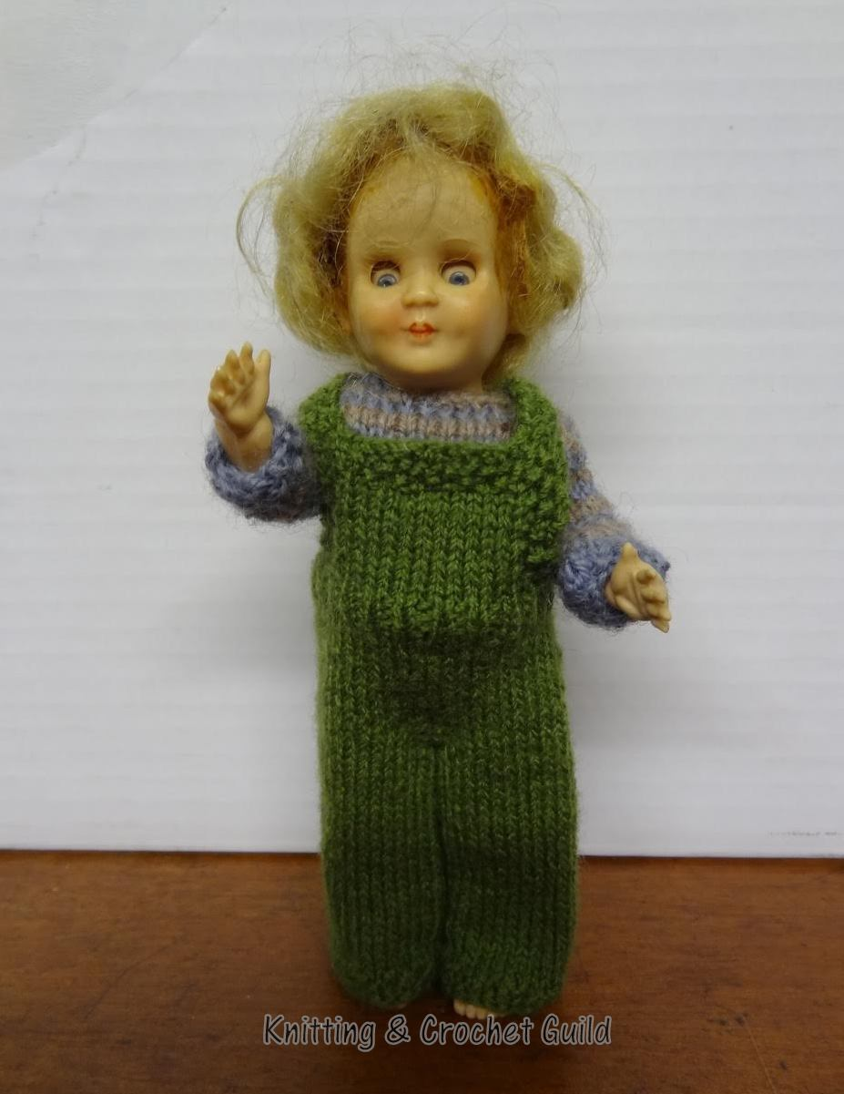 Knitting Patterns For Rosebud Dolls : Knitting Now and Then