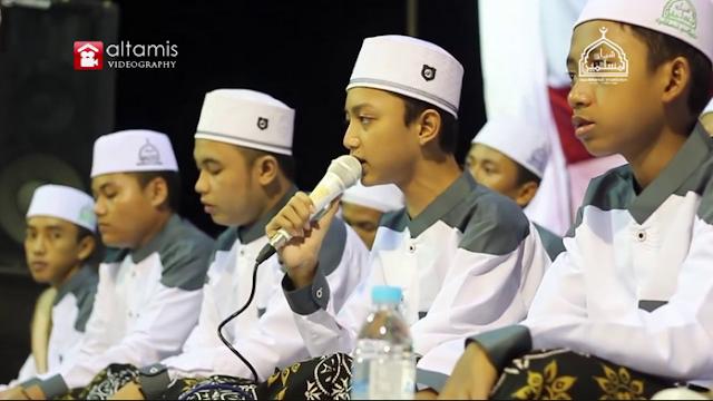 """Lirik """"Ya Robba Makkah"""" Suluk Law Kana Bainana – Syubbanul Muslimin Vocal Nurus  Syaban"""